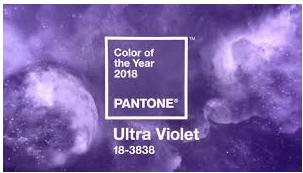 BELLA-2018 Fashionable Color - PANTONE 18-3838 - Bella Bags