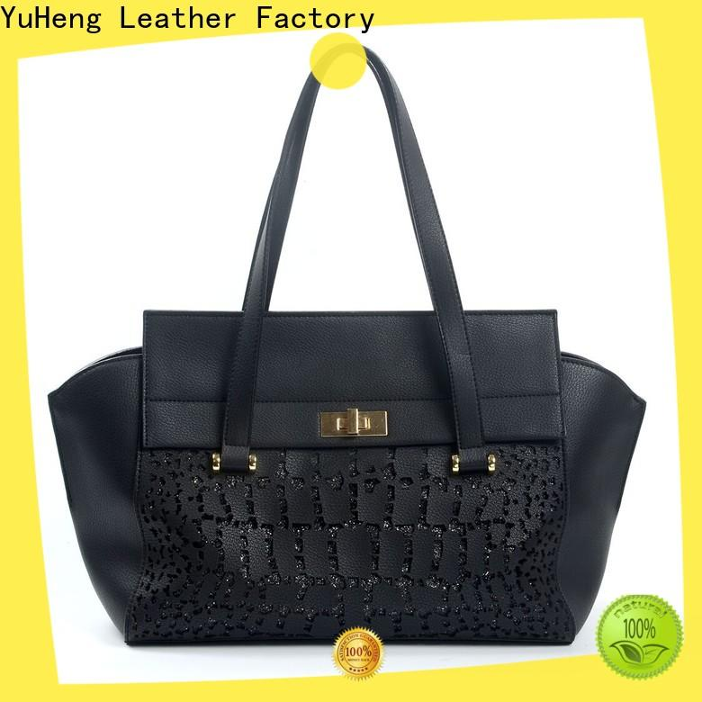simple shoulder handbags patch from China for distribution