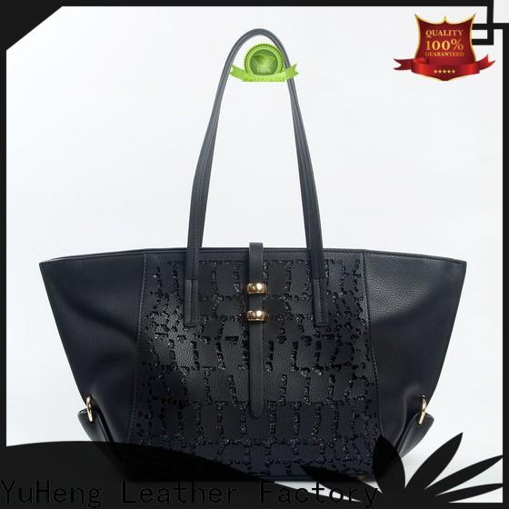 BELLA simple pu leather bag bulk purchase for distribution