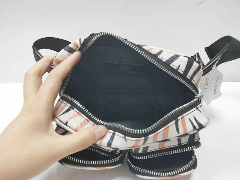 PU waist bag