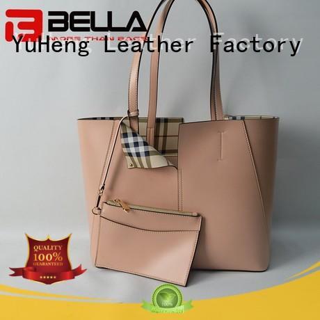 leather over the shoulder bag bw1017 professional hot sale Warranty BELLA