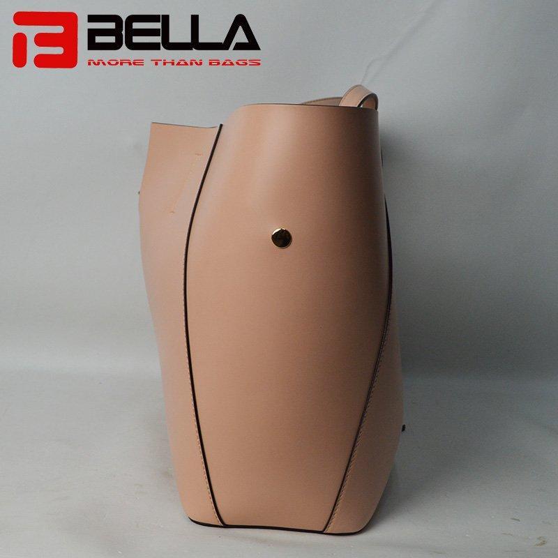 Fashional PU Leather Handbag with Detacble Small Bag 201711-3B