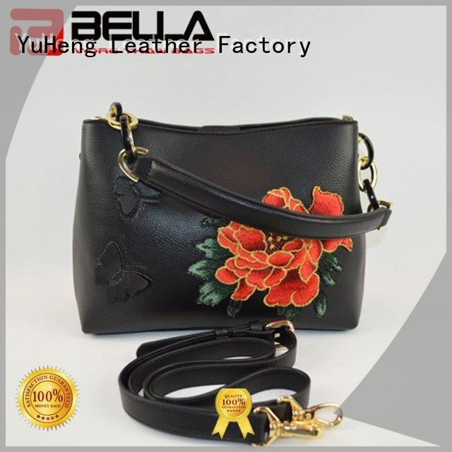 leather over the shoulder bag purple inspired leather shoulder bag big company