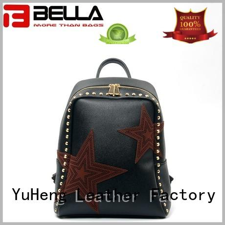 faux scarleton retro womens leather backpack bags BELLA