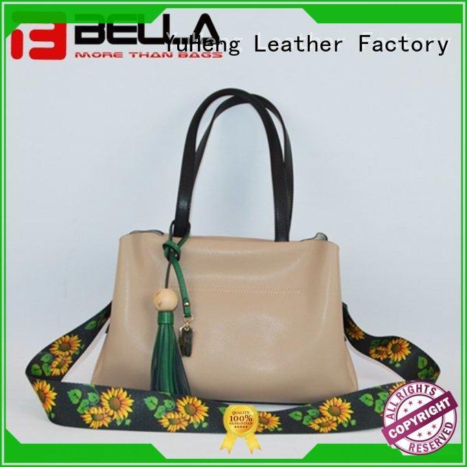 BELLA light leather shoulder bag women's wholesaler trader for women