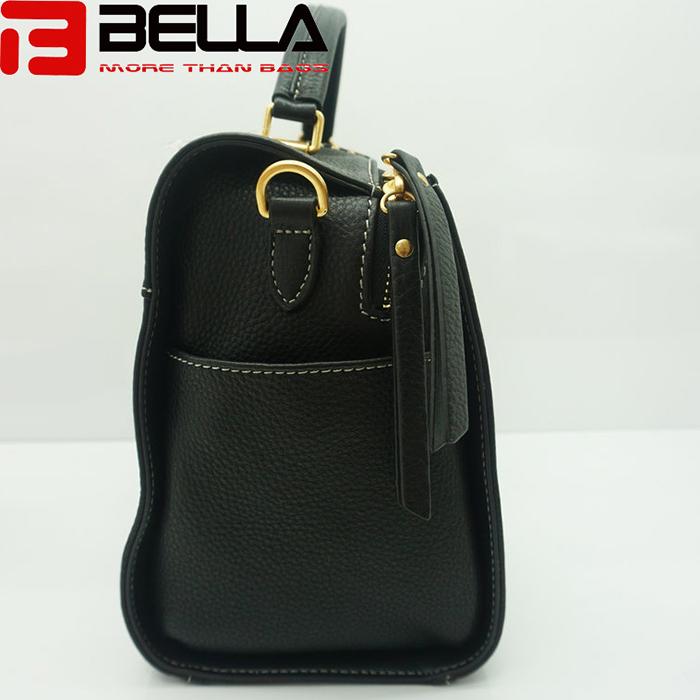 BELLA-High Quality China Handbag Factory Fake Snake Leather Ofj2298-10