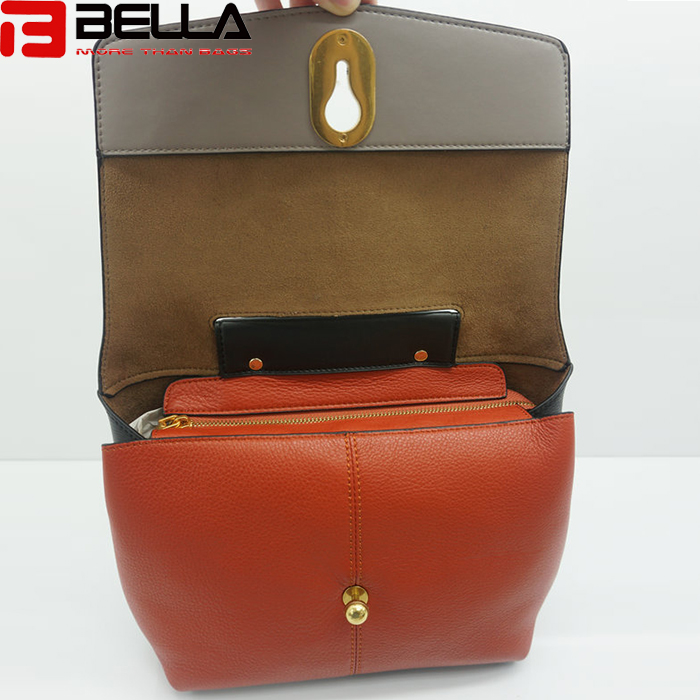 BELLA-Newest Designer Insipired Handbag Women Bag Oem Odm Ofj3571-9
