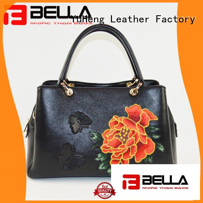 BELLA printing side bag factory for female