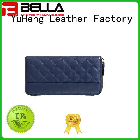 BELLA new pu leather wallets exporter for women