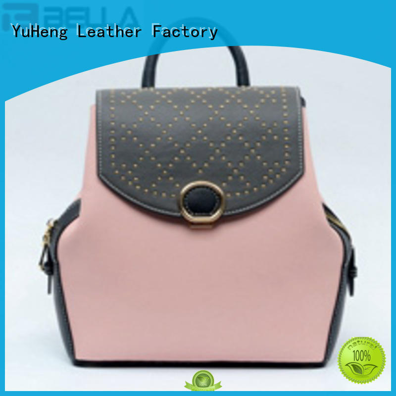 new womens leather backpack deep manufacturer for women