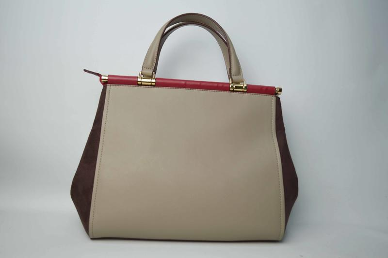 BELLA stuffs leather tote bag international trader for sale