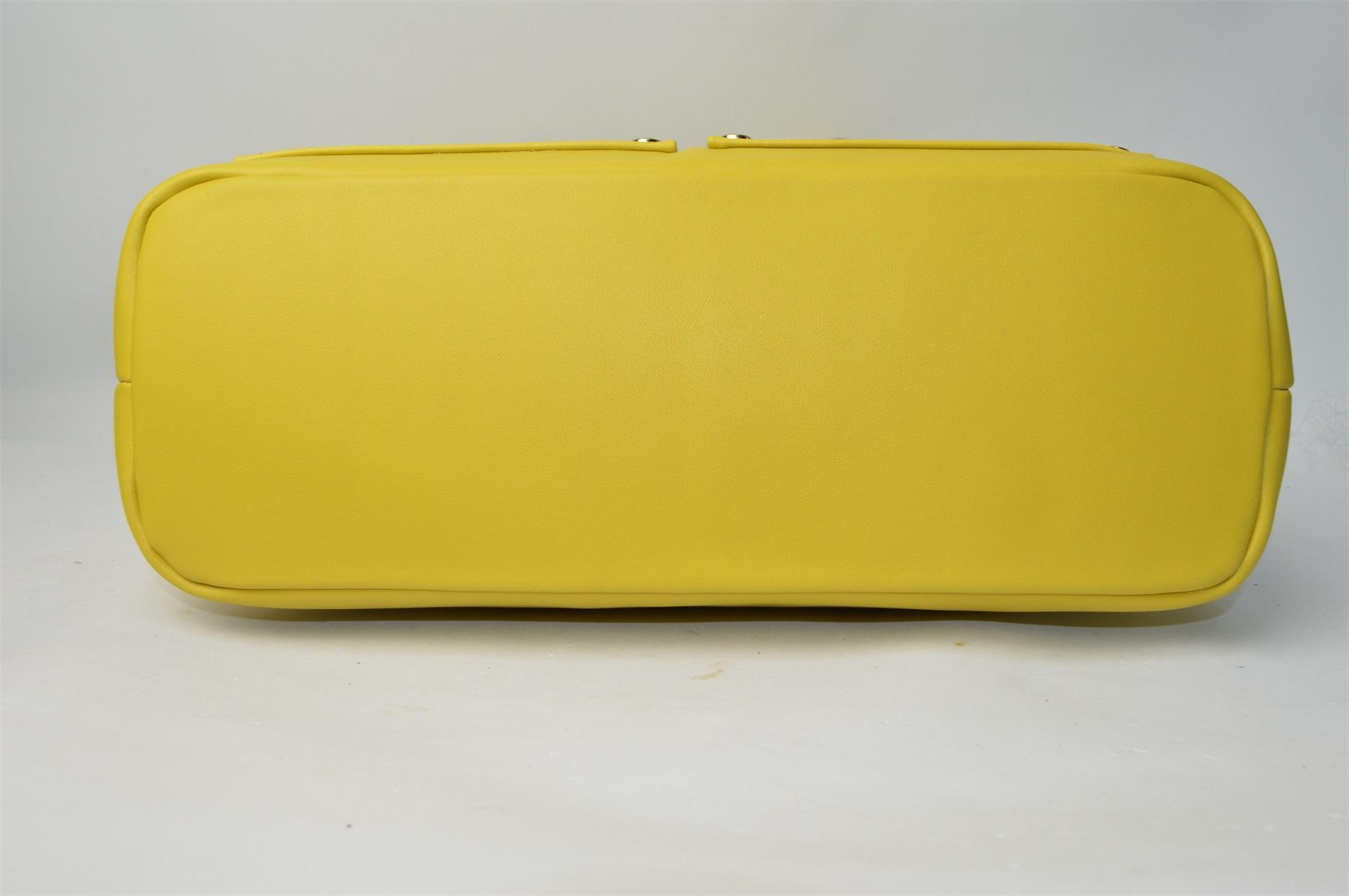 Yellow handbag S2017204