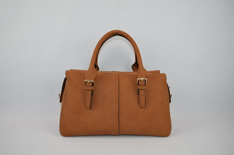 Brown handbag BE-4574