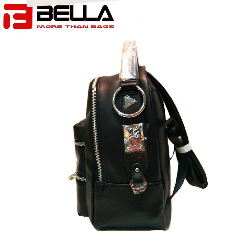 BELLA-Hotsale Pu Leather Backpack Oem Odm Guangzhou Factory For-8
