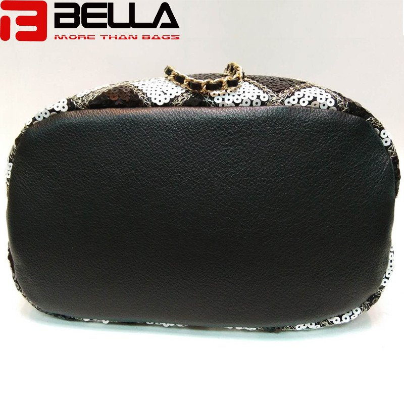 BELLA-High-quality Sequin Women Cross Body Bag Small Handbag With-3
