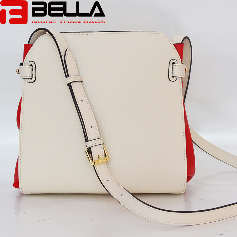 BELLA-Find Manufacture About Contrast Colors Genuine Leather Women-6