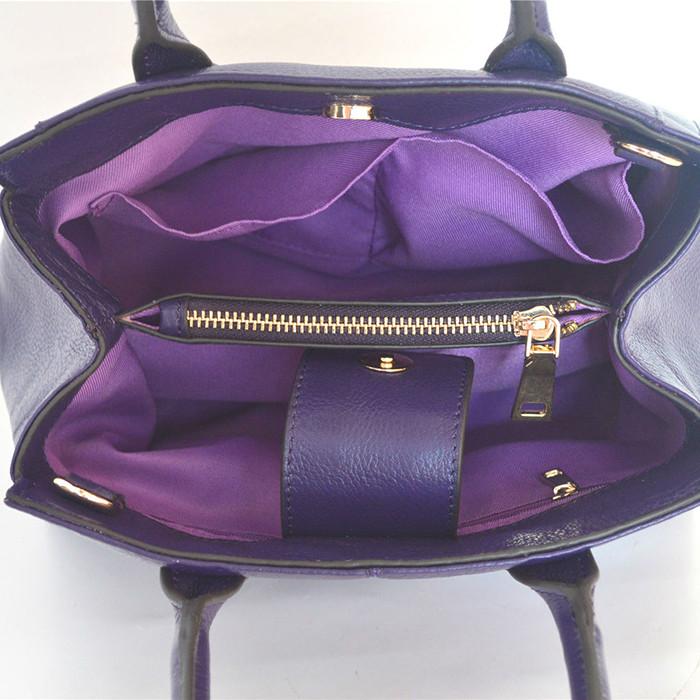 BELLA-High-quality Real Leather Handbag Guangzhou China Fashion-7