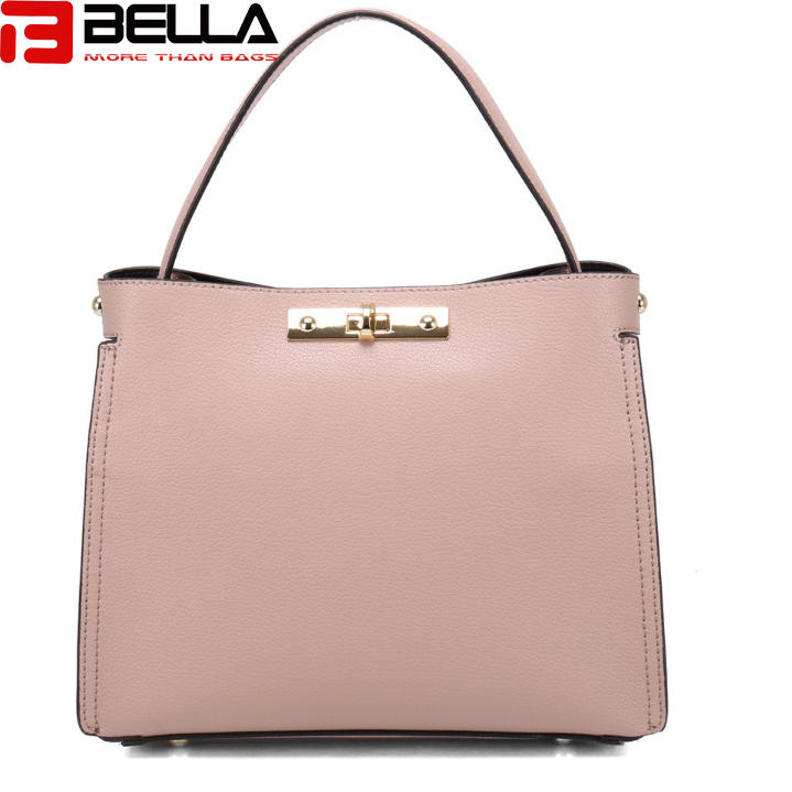 synthetic leather trendy handbag classicc design BW1017