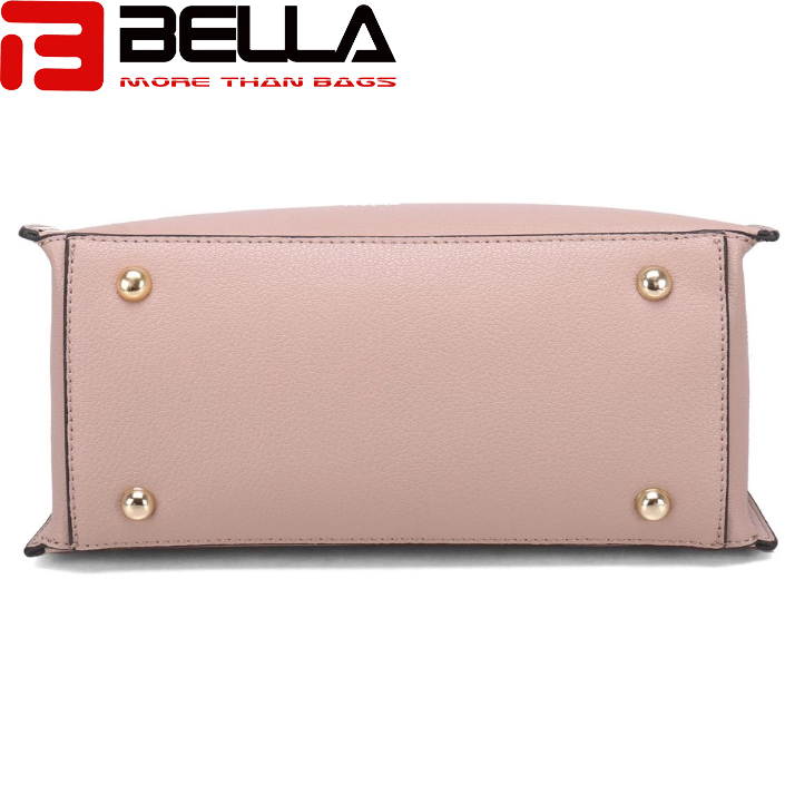 BELLA-Best Synthetic Leather Trendy Handbag Classicc Design Bw1017-7