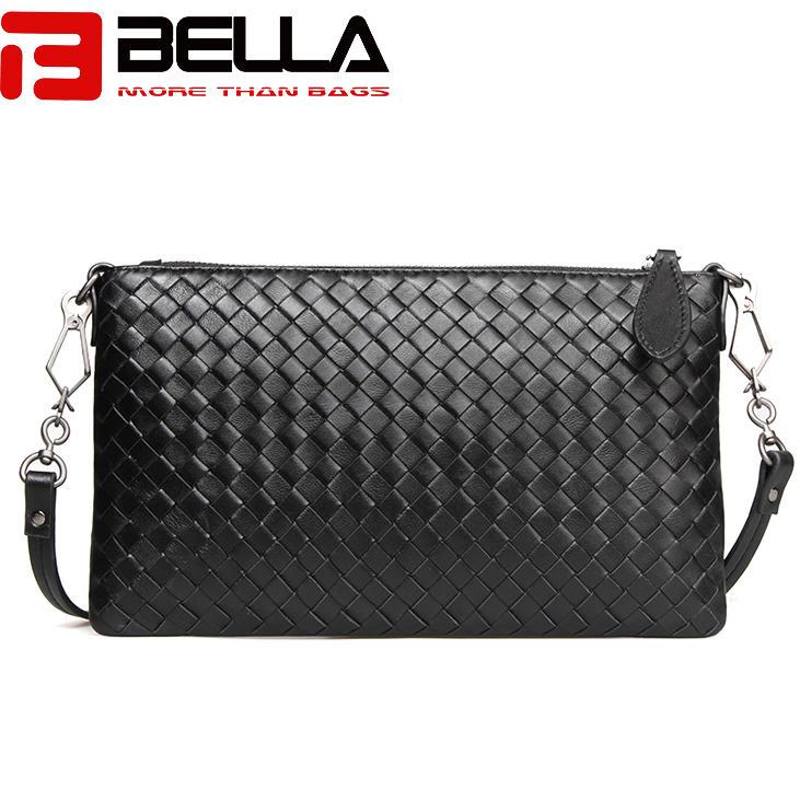 soft sheep leather women clutch bag crossbody bag BC-045