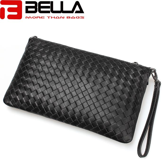 BELLA-Find Soft Sheep Leather Women Clutch Bag Crossbody Bag Bc-045