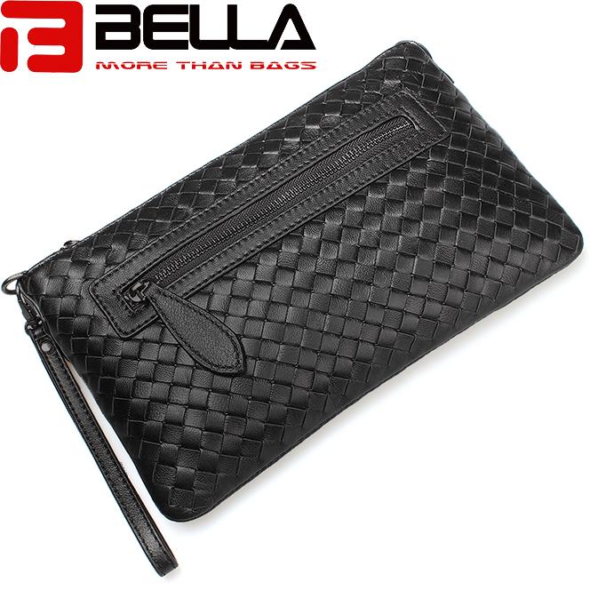 BELLA-Find Soft Sheep Leather Women Clutch Bag Crossbody Bag Bc-045-1