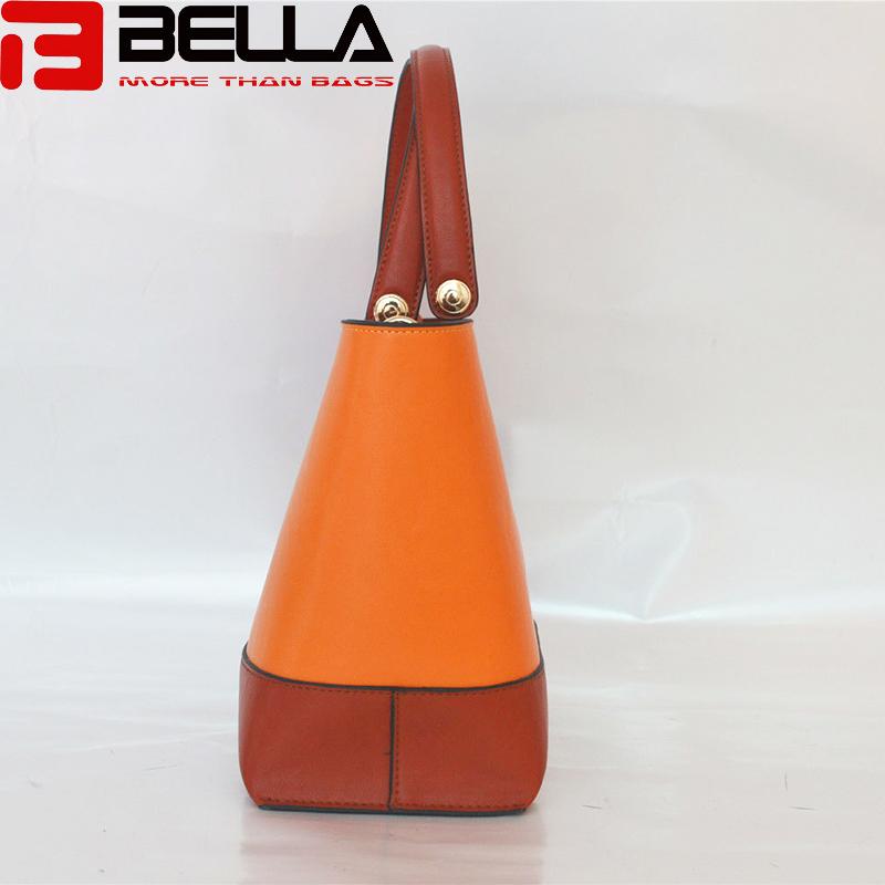 BELLA-Synthetic Leather Handbag Colorful Handbag China Manufacture Oem Odm Be3888-8