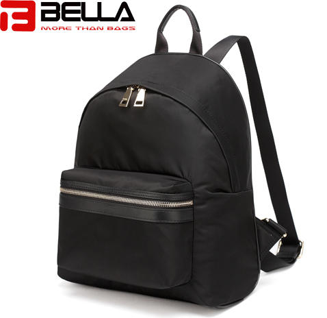 nylon fabric backpack for women canvas backpack china manufacturerKB0116