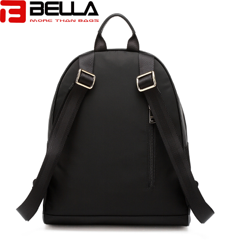 BELLA-Nylon Fabric Backpack For Women Canvas Backpack China Manufacturer-8
