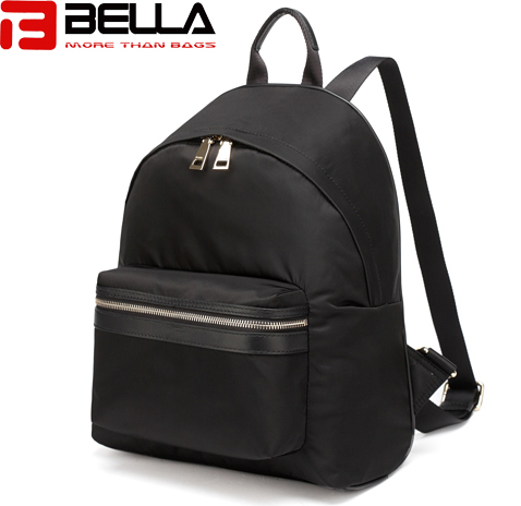 BELLA-Nylon Fabric Backpack For Women Canvas Backpack China Manufacturer-7