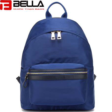 BELLA-Nylon Fabric Backpack For Women Canvas Backpack China Manufacturer-9