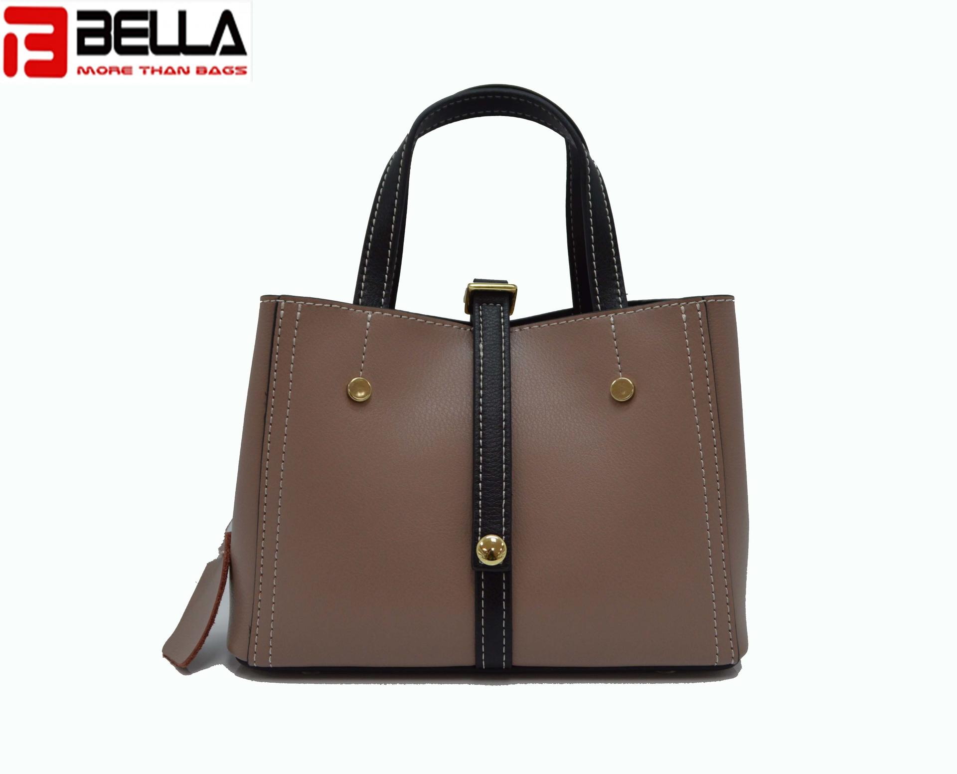 Sandybrown Leather Cross body bag S9120