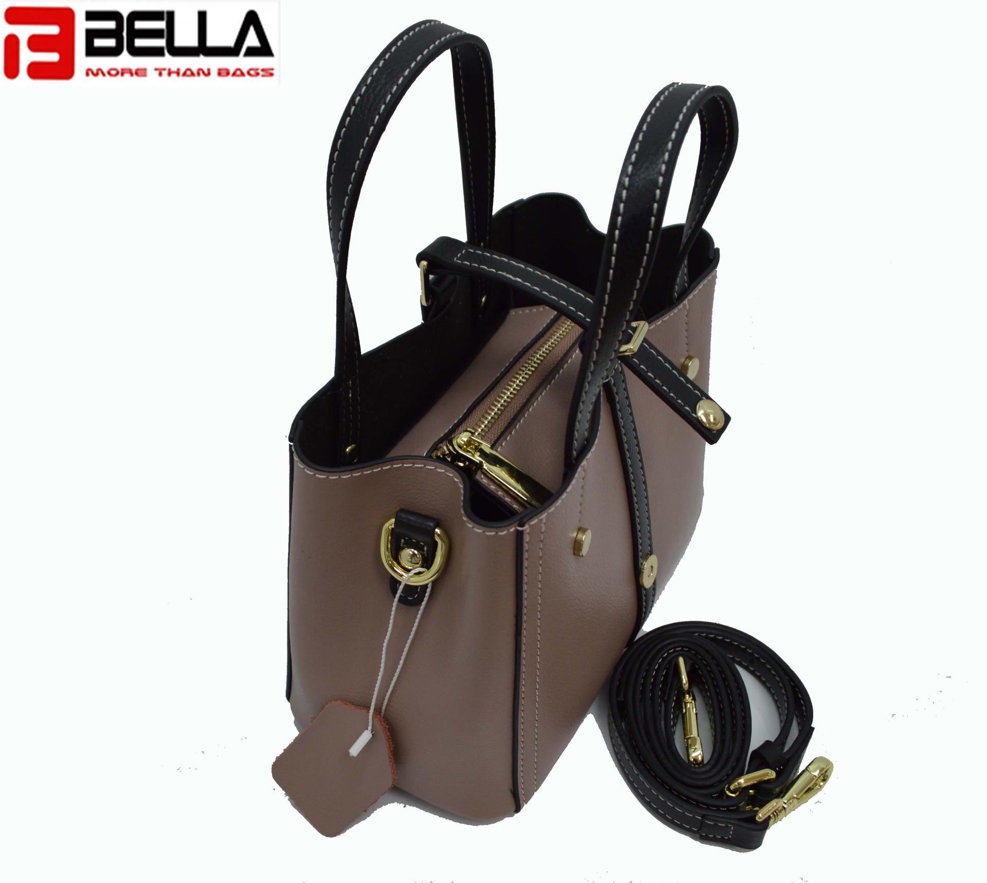 Sandybrown Leather Cross body bag S9120