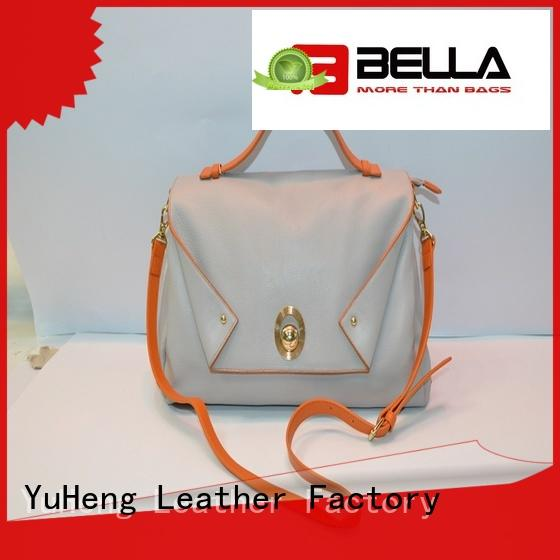 BELLA favorable price soft leather crossbody bag export worldwide for importer