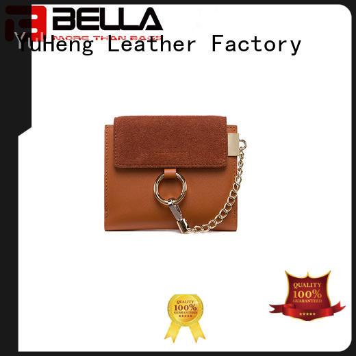 new pu wallet inspired maker for girl