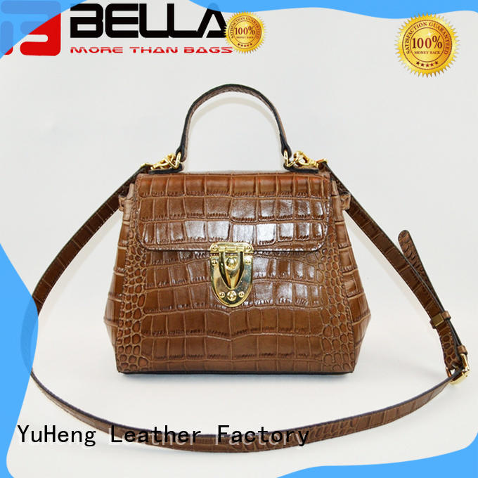 BELLA simple pu tote bag awarded supplier for female