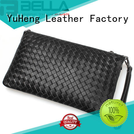 womens leather clutch crossbody leather clutch BELLA Brand