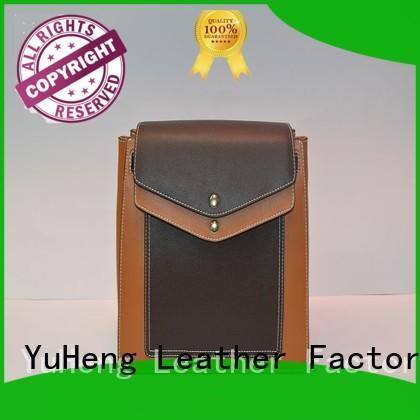 BELLA hot sale soft leather crossbody bag export worldwide for distribution