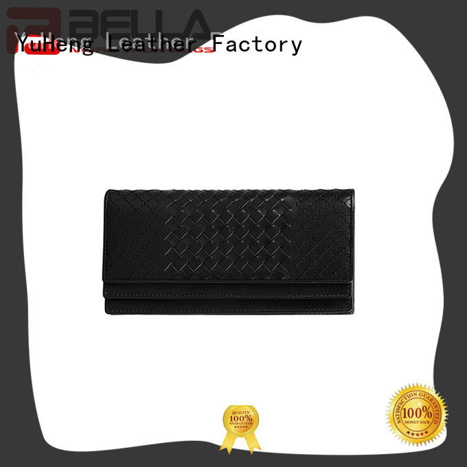BELLA 100% quality pu wallet exporter for wholesale