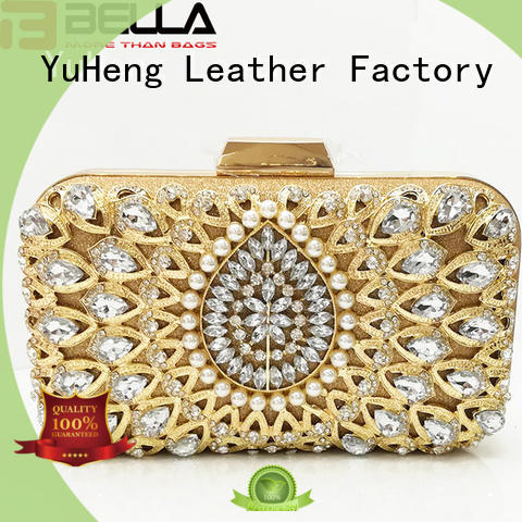 BELLA strict inspection soft leather handbags great deal for distribution