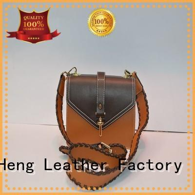 BELLA favorable price leather cross bag great deal for importer