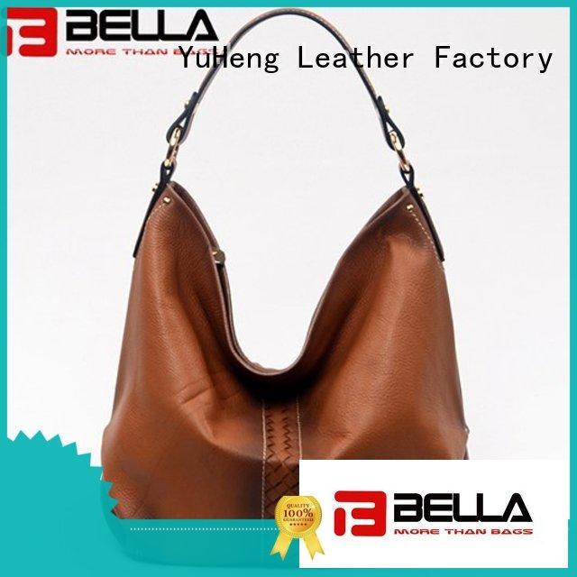 favorable price leather shoulder bag women's snap exporter for girl