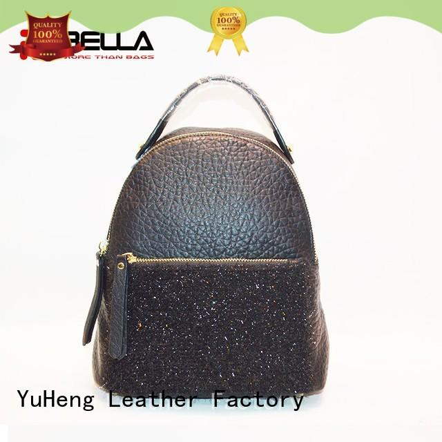 strict inspection backpack bag brands leather manufacturer for wholesale
