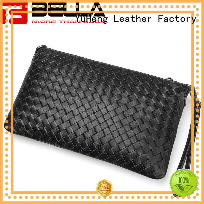 BELLA bc045 leather clutch purse trade partner for sale